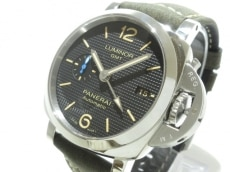 パネライのルミノール 1950 3デイズ GMT