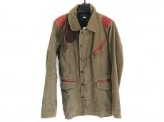 ハロルズギアのコート