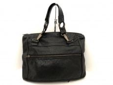 モスのハンドバッグ