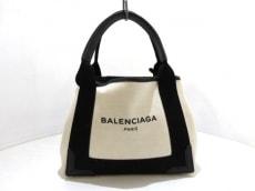 BALENCIAGA(バレンシアガ)のネイビーカバXS