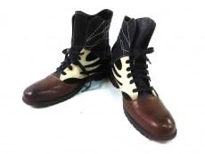 ドラゴンベアードのブーツ