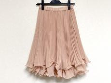 フィアンセスのスカート