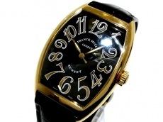 FRANCK MULLER(フランクミュラー) トノーカーベックスサンセット/6850SC 腕時計 買取実績