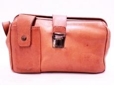 レダーウォルフのセカンドバッグ