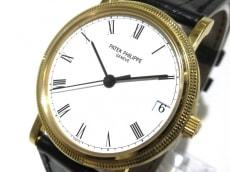 PATEK PHILIPPE(パテックフィリップ) カラトラバ/3802/200J 腕時計 買取実績