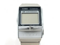 dcd067cccb CASIO(カシオ) 腕時計美品 A200 メンズ 黒×ライトグレー
