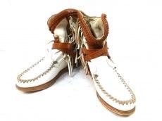 エルヴァッケロのブーツ