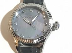 ロックマンの腕時計
