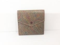 セラピアンのWホック財布