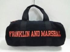 FRANKLIN&MARSHALL(フランクリンアンドマーシャル)のボストンバッグ