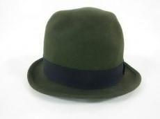 バックチャンネルの帽子