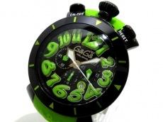 GAGA MILANO(ガガミラノ) マヌアーレクロノ48MM/6054.2 腕時計 買取実績
