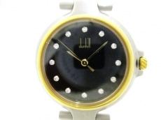 ダンヒル 腕時計美品  ミレニアム - レディース 黒