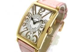 FRANCK MULLER(フランクミュラー) ロングアイランド レリーフ/902QZCD1R 腕時計 買取実績