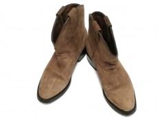 モンタナのブーツ
