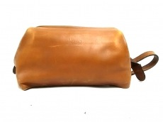 パパスのセカンドバッグ