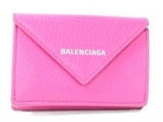 BALENCIAGA(バレンシアガ)のペーパーミニウォレット