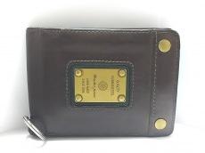 MASTER-PIECE(マスターピース)の2つ折り財布