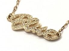 バーバリーブルーレーベルのネックレス