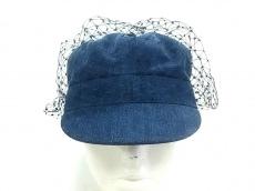 クリスチャンディオールの帽子