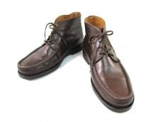 アレハンドロのブーツ