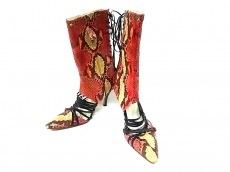 ヒロムタカハラのブーツ