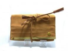 kinoshohampu/木の庄帆布(キノショウハンプ)の小物入れ