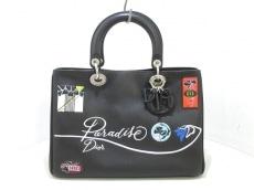 ChristianDior(クリスチャンディオール)のディオリッシモのトートバッグ