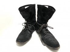 バッカスのブーツ