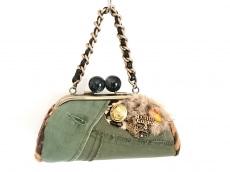 グリグリのハンドバッグ