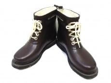 イルセヤコブセンのブーツ