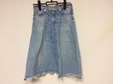 アッパーハイツのスカート