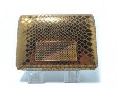 アッシュ&ダイヤモンドの2つ折り財布