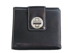 ティファニーの2つ折り財布