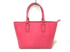 ラメットベリーのハンドバッグ