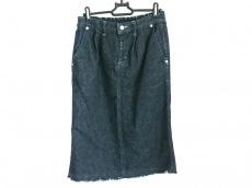 ル・メランジュのスカート