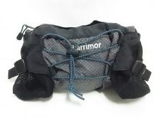 Karrimor(カリマー) ウエストポーチ グレー×黒 ナイロン