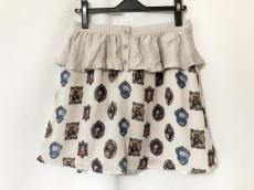 ボシュプルメットのスカート