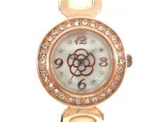 CLATHAS(クレイサス) 腕時計 - レディース アイボリー