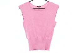 トッカ ノースリーブセーター サイズM レディース美品  ピンク