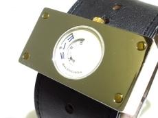 バレンシアガの腕時計
