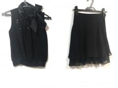 クリスタルシルフのスカートセットアップ