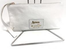 アルキミアのセカンドバッグ