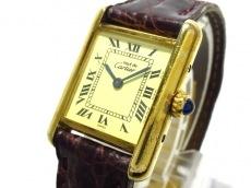 Cartier(カルティエ)のマストタンクヴェルメイユSM