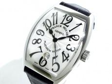 FRANCK MULLER(フランクミュラー) トノーカーベックスデイト プラチナローター/7880SCDT AC 腕時計 買取実績