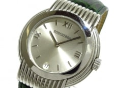 BOUCHERON(ブシュロン) ソリス/ボーイズ/アリゲーター革ベルト 腕時計 買取実績