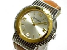 BOUCHERON(ブシュロン) ソリス/レディース/オーストリッチ革ベルト 腕時計 買取実績