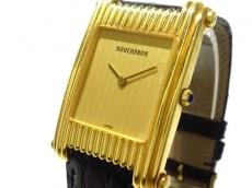 BOUCHERON(ブシュロン) リフレ/A256 腕時計 買取実績