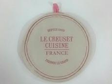 LE CREUSET(ルクルーゼ)の小物
