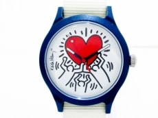 キースへリングの腕時計